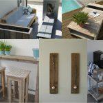 kleinmeubelen steigerhout & steigerbuis
