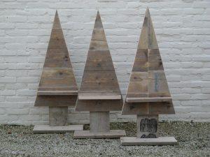 Kerstboom van steigerhout-705