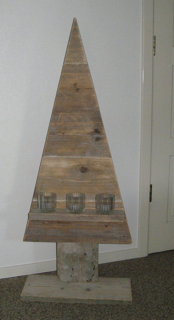 Kerstboom van steigerhout-706
